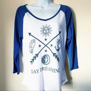 Day dreaming tee by AWAKE